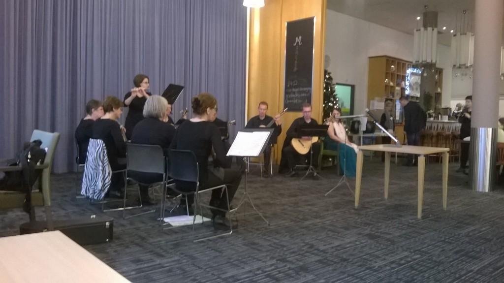 Concert St. Franciscus/Vivantes Beek 13-12-2015 002